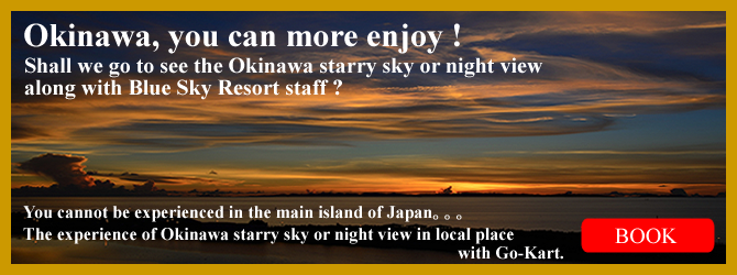 Okinawa Driving(Blue Sky Resort)